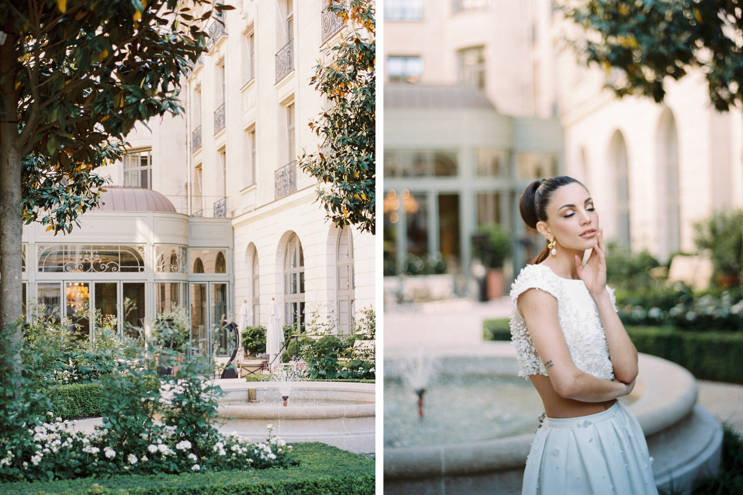 ritz paris wedding anma koy