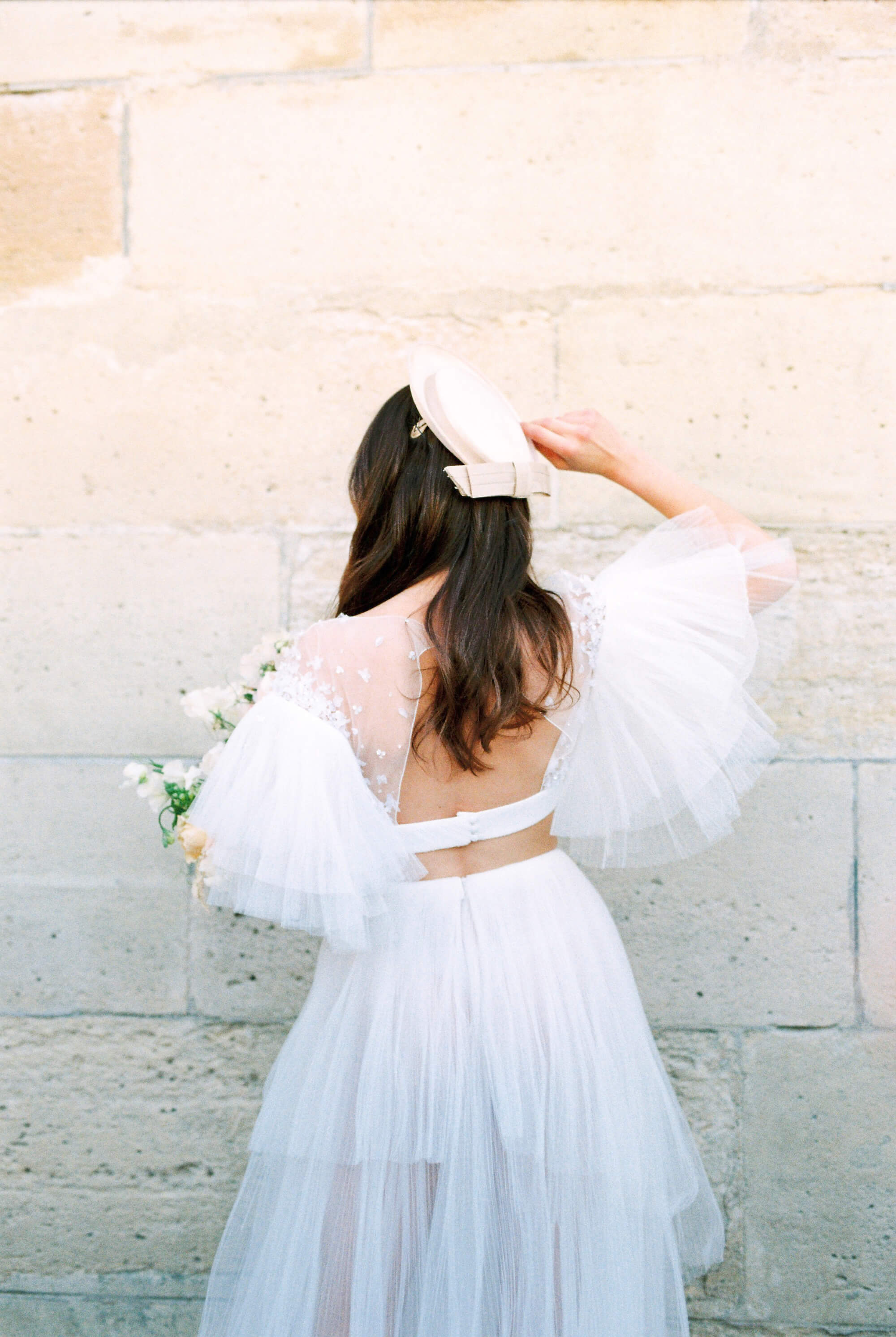 bridal portraits paris anma koy