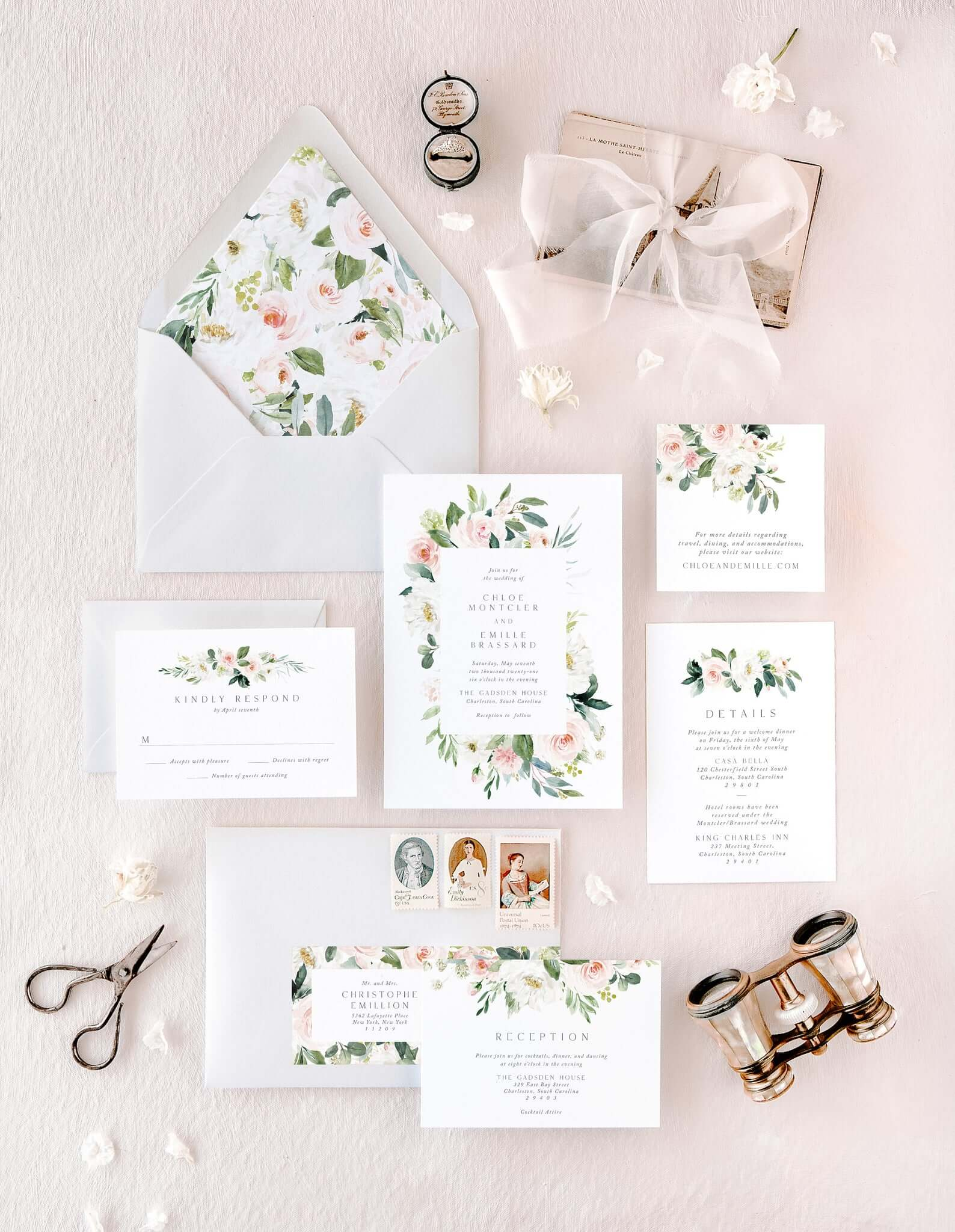 margaux paperie via etsy